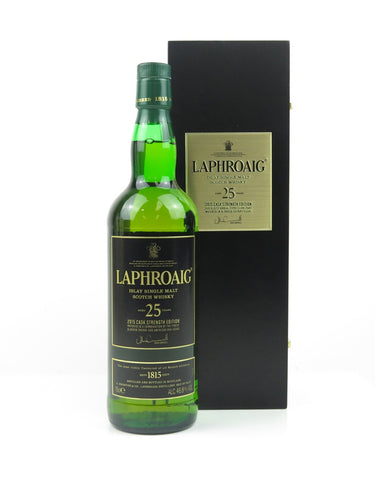 Laphroaig 25 Year Old - 2015 Edition