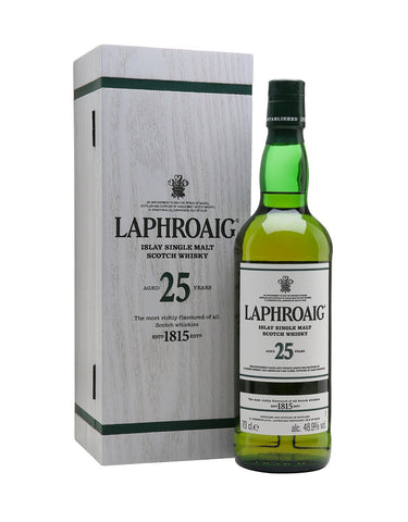 Laphroaig 25 Year Old - 2017 Edition