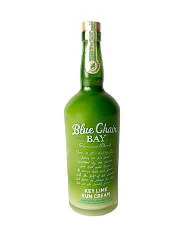 Blue Chair Key Lime Cream Rum