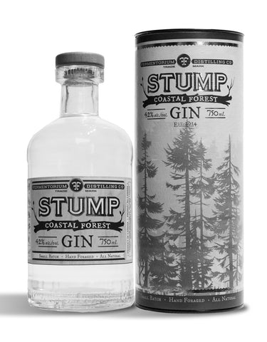 Fermentorium Distilling Coastal Forest Stump Gin