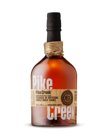 Pike Creek 21 Year Old Double Barrel