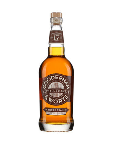 Gooderham & Worts Three Grain Little Trinity 17 Year Old