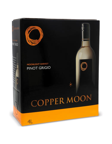 Copper Moon Pinot Grigio - 4 Litre Box