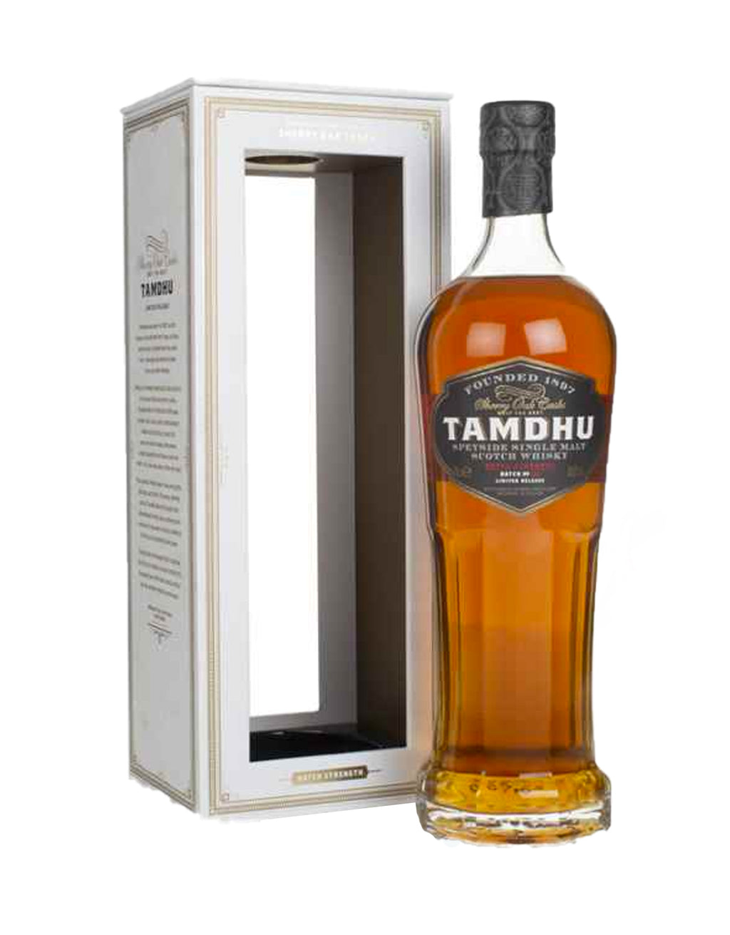 Tamdhu Batch Strength