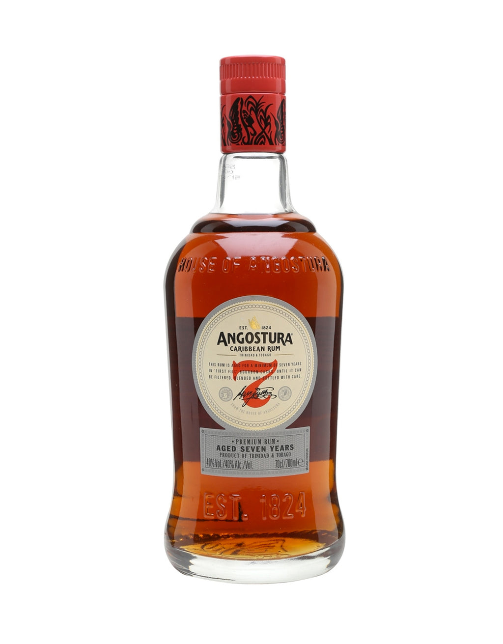 Angostura Dark Rum 7 Year Old