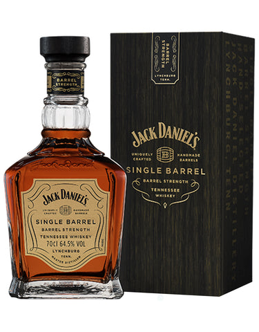 "Jack Daniel's Single Barrel ""Barrel Strength"" - 700 ml"