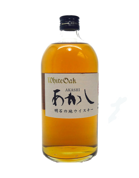 Akashi White Oak Japanese Whisky