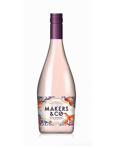 Makers & Co Cranberry Rose Petal Hibiscus