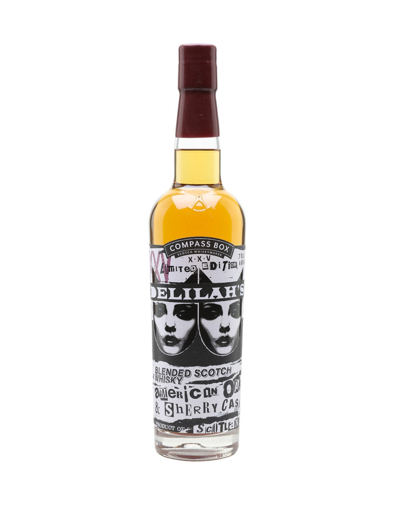 Compass Box Delilah XXV