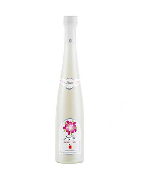 Takara Yuki Nigori White Peach - 375 ml