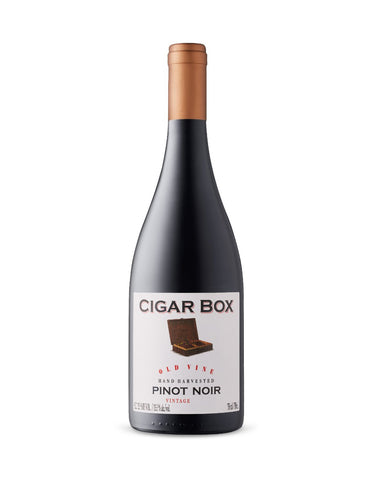 Cigar Box Old Vine Pinot Noir 2020