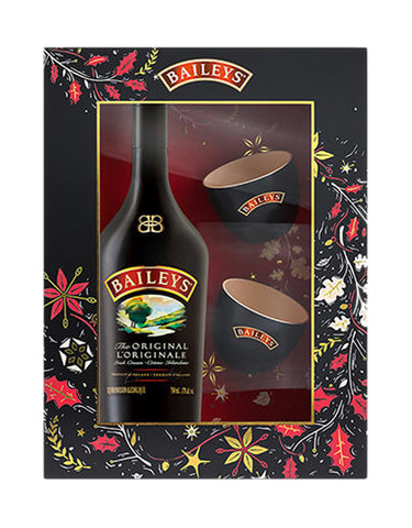 Baileys Christmas - GIFT PACK 2 GLASSES