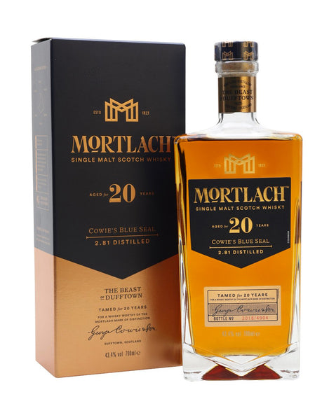 Mortlach 20 Year Old