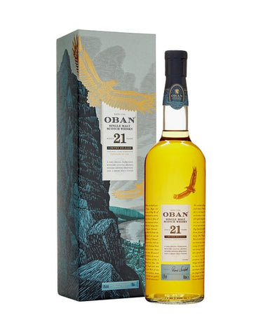 Oban 21 Year Old - Special Release 2018