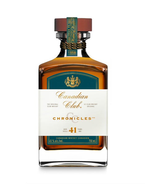 Canadian Club 41 Year Old
