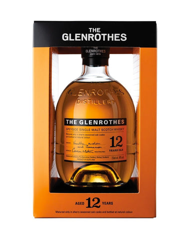 Glenrothes 12 Year Old