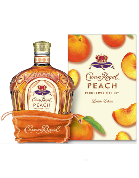 Crown Royal Peach