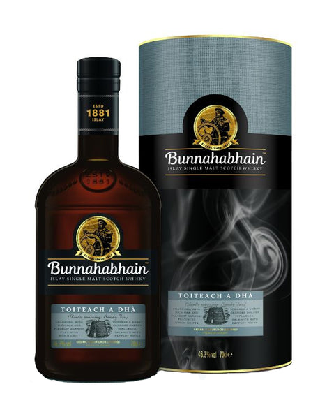 Single Malt Whiskey Bunnahabhain Toiteach A Dha In Calgary, Alberta, Canada