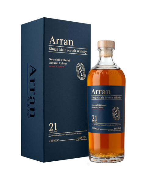 The Arran 21 Year Old