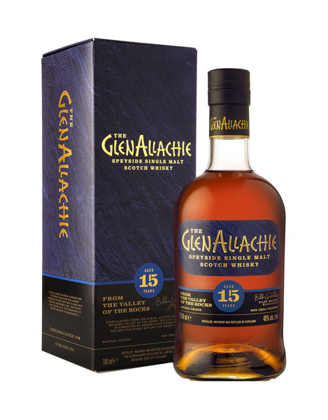 Glenallachie 15 Year Old