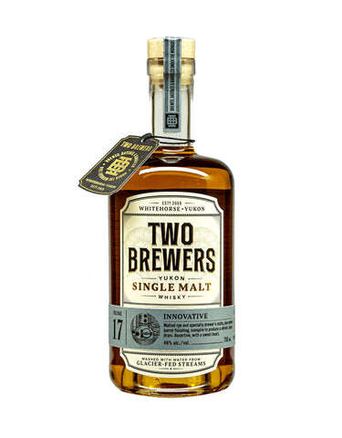 Two Brewers Single Malt Innovative Release 17