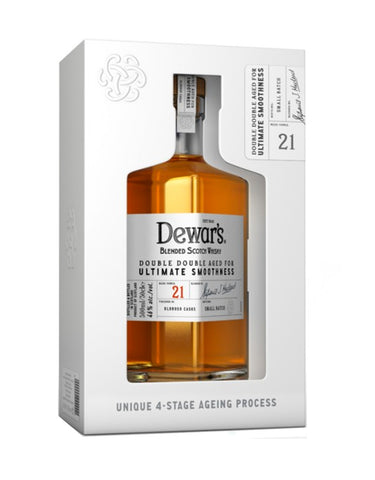 Dewar's Double Double 21 Year Old - 375 ml