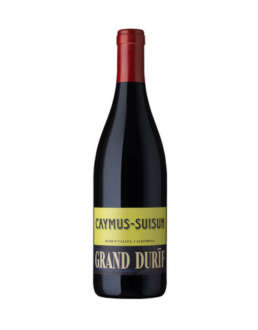 Caymus - Suisun Grand Durif 2018