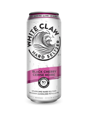 White Claw Black Cherry 355 ml - 6 Cans