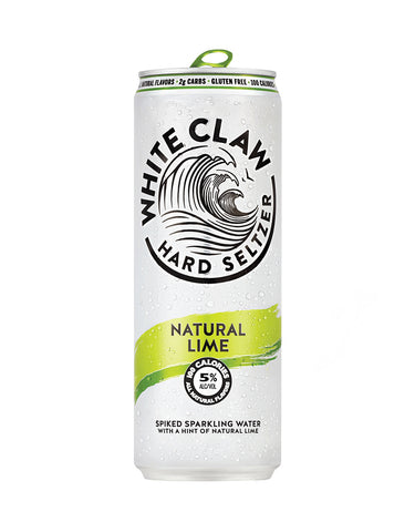 White Claw Natural Lime 355 ml - 6 Cans