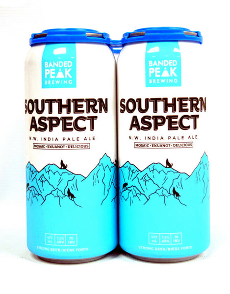 Banded Peak Southern Aspect 473 ml - 4 Cans