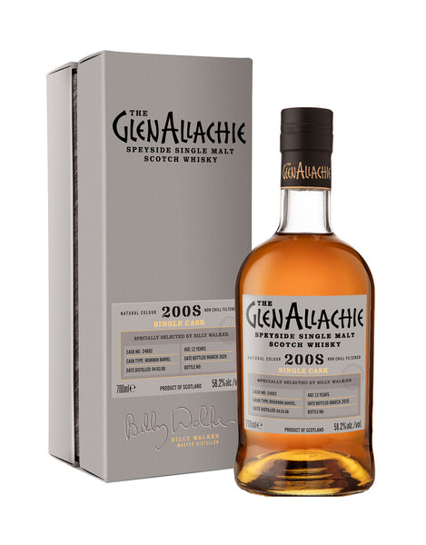 Glenallachie 12 Year Old Bourbon Cask