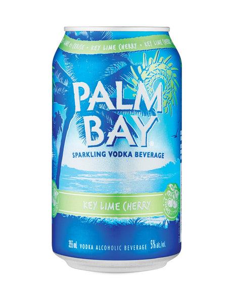 Palm Bay Key Lime Cherry - 6 Cans
