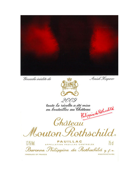 Chateau Mouton Rothschild 2009