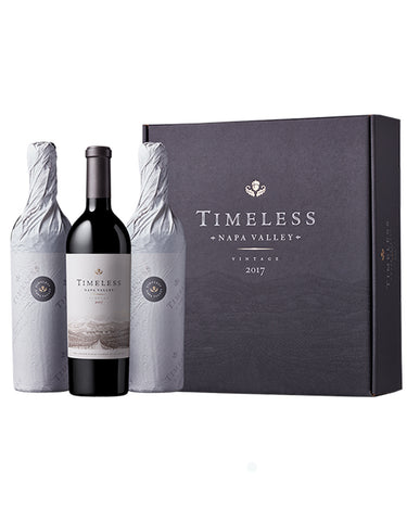 Timeless By Silver Oak 2017 - 3 Bottle Pack