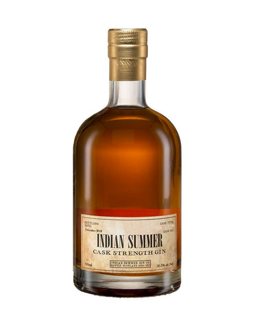 Indian Summer Cask Strength Gin Bunnahabhain