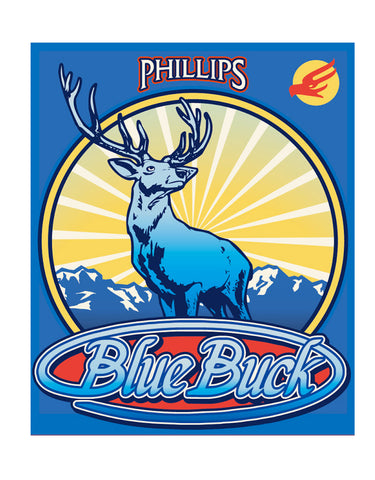 Phillips Blue Buck - 19.5 Litre Keg