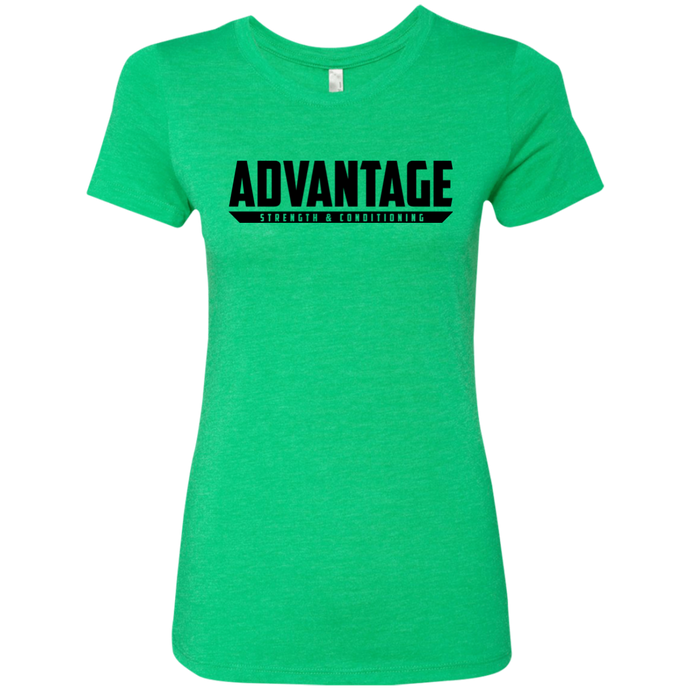 Advantage S&C | Ladies' Next Level Tee