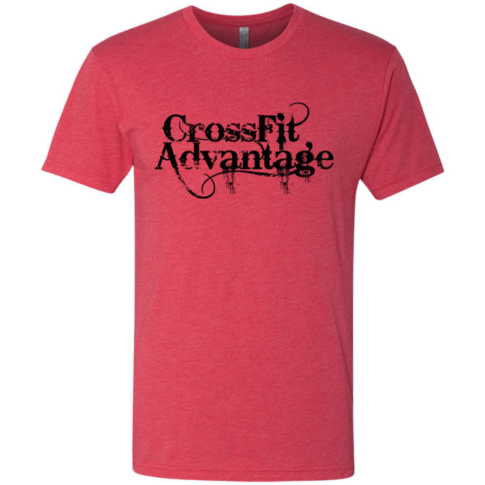 Throwback CrossFit Advantage - Next Level Men's Tee