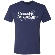 Throwback CrossFit Advantage - Next Level Men's Triblend Tee