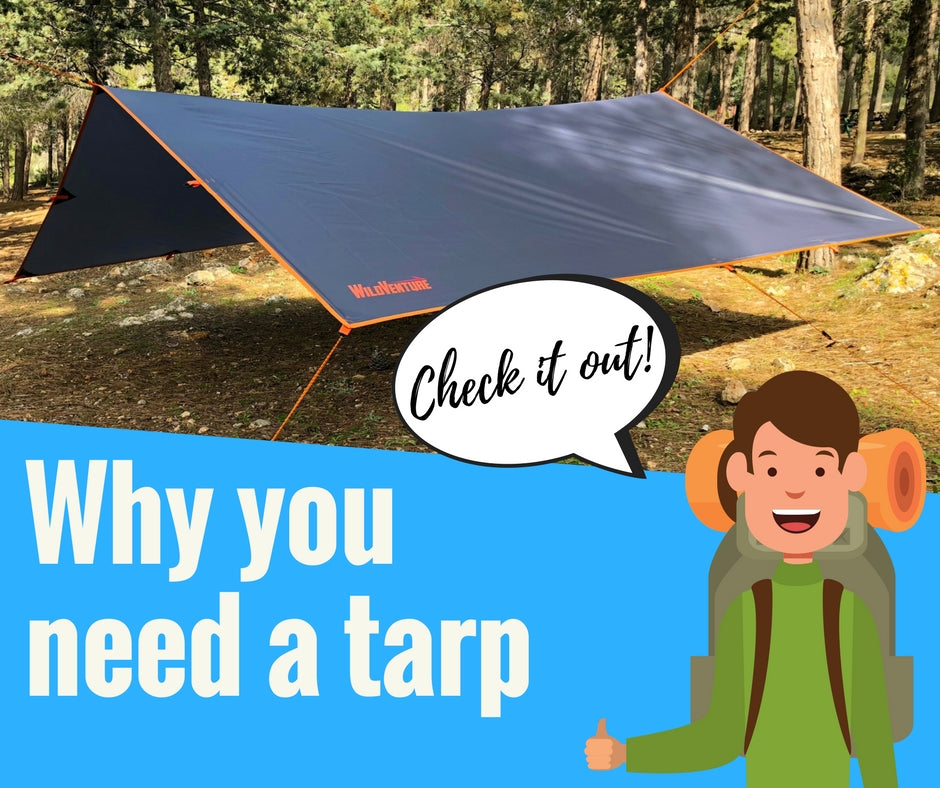 Waterproof Tarp – A Must Have Item for Every Outdoor Gear List