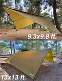 camping shelter
