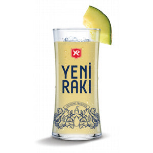 Unrush Crush - Yeni Raki & Pineapple