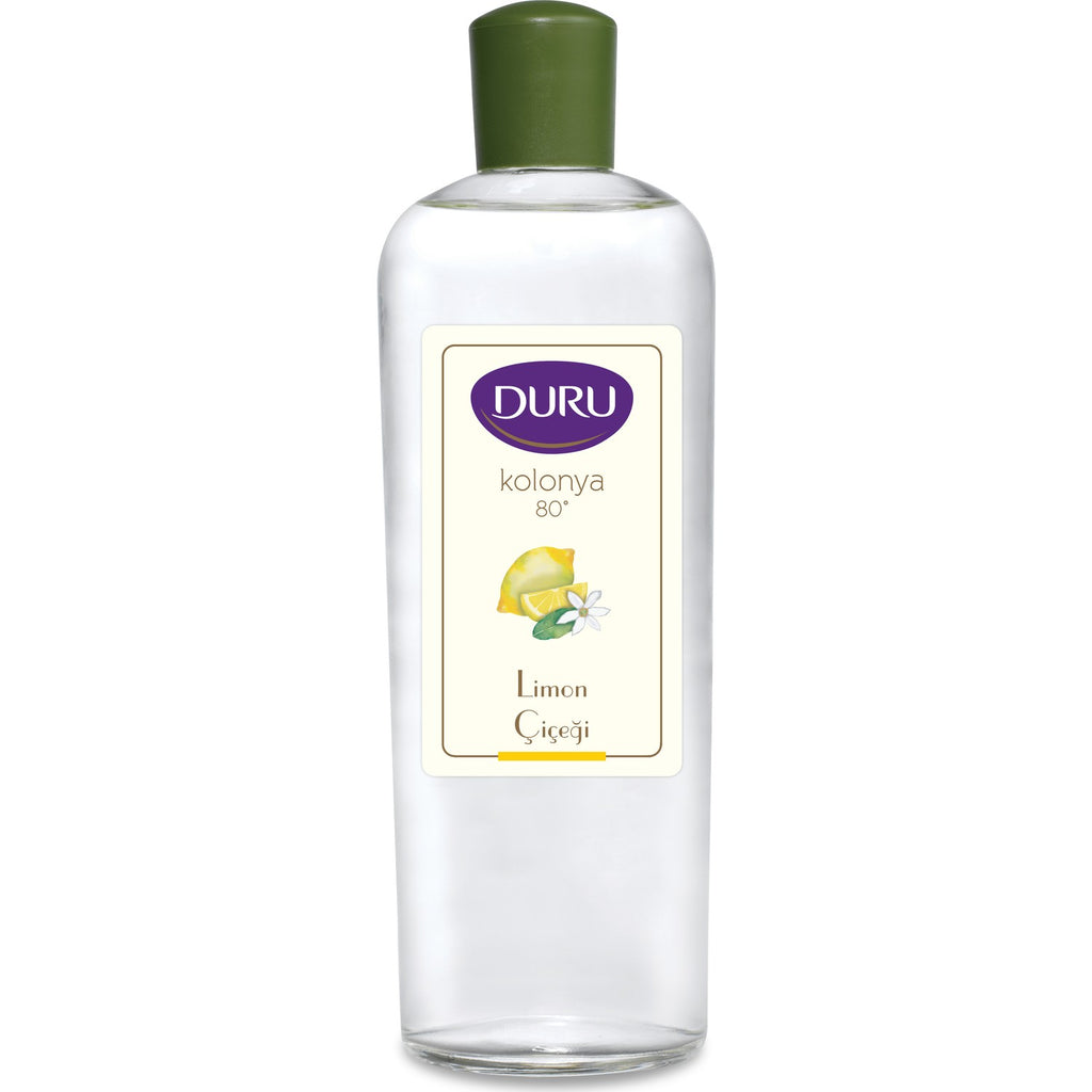 Duru Cologne Lemon Flower Medium