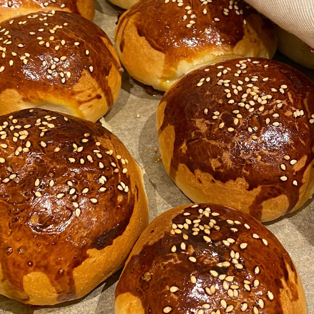 Turkish Homemade Buns by Foody's
