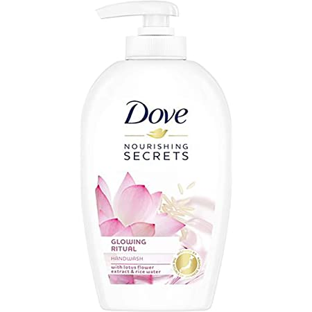 Dove Hand Wash - Lotus Flower And Rice Water Hand Wash