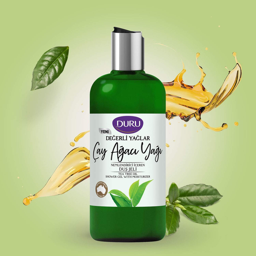 Duru Tea Tree Oil Body Wash