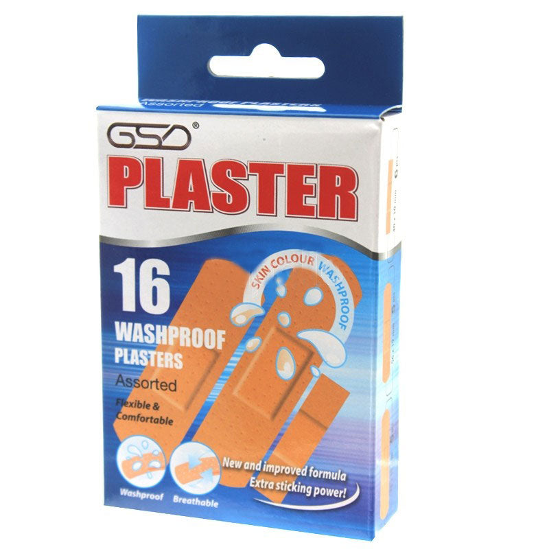 GSD Washproof Plasters