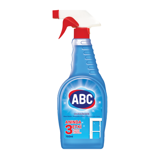 Abc Glass Cleaner Spray