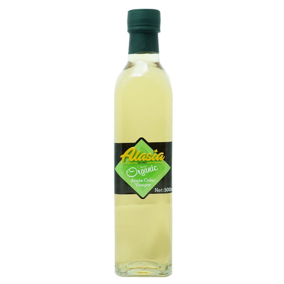 Alasia Organic Apple Vinegar