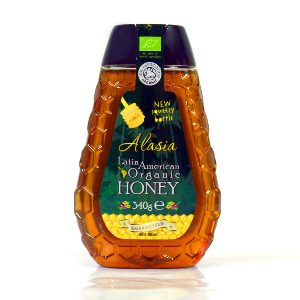 Alasia Organic Honey Squeezer